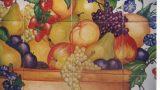 ציור קיר למטבח